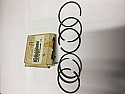 HONDA SS125A, CL125A RING SET, PISTON (1.00 OVERSIZE) ENGINE SET (PAIR) JAPAN