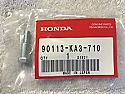 HONDA MTX125R 1983 HANDLE LEVER PIVOT BOLT  90113KA3710