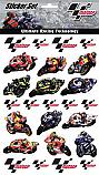 MOTOGP STICKER SET