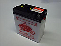 MOTORCYCLE BATTERY 6N11A-1B BUDGET 6V