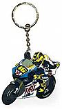 Valentino Rossi Fiat Yamaha MOTOGP KEY RING