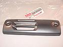 YAMAHA CW50 B-WIZZ EXHAUST HEAT SHIELD GLOSS GUN METAL 4VV-E4729-01-P0