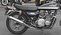 KAWASAKI Z900, ZX900, Z1 (72-76) 4-1 ROAD SYSTEM IN BRUSHED STAINLESS