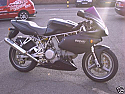 DUCATI 750SS PREDATOR BRUSHED STAINLESS SILENCERS Road (pair)