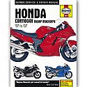 Honda CBR1100XX Super Blackbird (97-07)  WORKSHOP MANUAL
