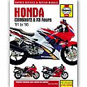 HONDA CBR600F2, HONDA CBR600F3 1991-1998 WORKSHOP MANUAL