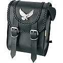 WILLIE & MAX BLACK MAGIC SISSY BAR BAG