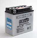 MOTORCYCLE BATTERY CB7L-B2 (YB7L-B2) HIGH PERFORMANCE 12V
