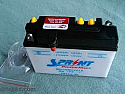 MOTORCYCLE BATTERY 6N12A-2C BUDGET 6V