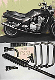 GSX1100G SHAFT SUZUKI 1992-1995 (GV74A) 4-1 EXHAUST SYSTEM ROAD LEGAL