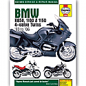 BMW R850, 1100/1150 4-valve Twins (93-06) WORKSHOP MANUAL