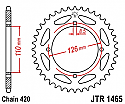 1465-47 REAR SPROCKET CARBON STEEL