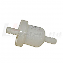 FUEL FILTER TYPE 1 INLINE 7mm INN 7mm OUT