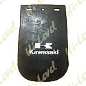 KAWASAKI MUDFLAP LARGE 140MM x 265MM