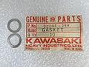Kawasaki Drain Plug Gasket, 10.5x16x1mm, p/n 92065-058 AR125 AR50