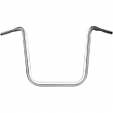"LA CHOPPERS 1 1/4"" DIAMETER HEFTY APE HANGER BAR 16"" CHROME FOR HD"