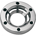 "SUPERTRAPP TRAPP-CAP 4"" SLOTTED WHEEL POLISHED"