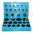 O-RING KIT ASSORTED 3MM - 60MM (444 PCS)