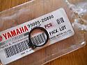 Yamaha 99009-20400-00 - CIRCLIP FRONT WHEEL AG100F AG200E BT1100