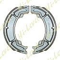 DRUM BRAKE SHOES VB223, Y506, Y517, VB233 130MM x 28MM (PAIR)
