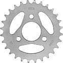 1780-28 REAR SPROCKET SUZUKI JR50 85-99, SUZUKI KDX50 03-05