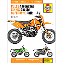 PULSE ADRENALINE 125, PULSE ADRENALINE 250, LEXMOTO ADRENALINE 125 HAYNES MANUAL 5750