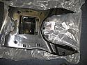 YAMAHA XC125 VITY (5WG) FLOOR BOARD BLACK GEN NEW
