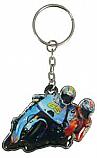 Loris Capirossi #65 Rizla Suzuki MOTOGP KEY RING