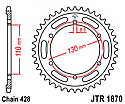 1870-44 REAR SPROCKET CARBON STEEL