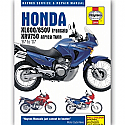 HONDA XL600, HONDA XL650V TRANSALP, HONDA XRV750 AFRICA TWIN 1987-2007 WORKSHOP MANUAL