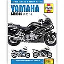 YAMAHA FJR1300 2001-2013 WORKSHOP MANUAL