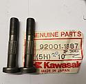 Kawasaki genuine big end bolt 92001-1887 gpz900r zxr750h1