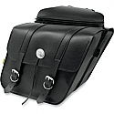 WILLIE & MAX STANDARD SLANT SADDLEBAG