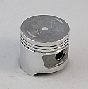 HONDA C90C, E, CUB (GB6 MODELS DISHED CROWN ) PISTON KIT (STD) 47mm TO 48.5mm O/SIZE JAPAN