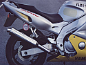 YAMAHA YZF600R THUNDERCAT ALL MODELS PREDATOR RB ROAD 4-1 SYSTEM