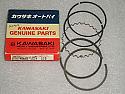 Kawasaki NOS OEM Engine Motor Piston Ring Set 13008-5028 74-78 Kz400 KZ 400 STD