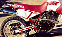 XT350 YAMAHA ALL MODELS EXHAUST SYSTEM ROAD LEGAL