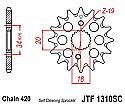1310-15 FRONT SPROCKET CARBON STEEL