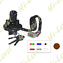 KAWASAKI ZXR750, ZX400L1-L5 1989-1990 (7 WIRES) IGNITION SWITCH