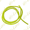 CABLE COVER YELLOW 5MM x 7MM 1.5 METRE