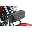 SADDLEMEN TOOL BAG UNIVERSAL SYNTHETIC LEATHER FLAME RED