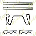 BRAKE PAD PIN SET AS FITTED TO 330053, 330076, 330016, 330027