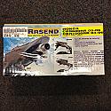 HONDA CBR 1000 600 RR 2004-06 RRSEND NUMBER PLATE BRACKET