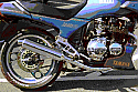 XJ600 PRE-DIVERSION YAMAHA ALL MODELS 4-1 EXHAUST SYSTEM ROAD LEGAL
