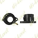 YAMAHA XT600E 90-02, XT600Z 84-90 CARB TO HEAD RUBBERS (PAIR)