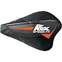 """ROX SPEED FX GUARD FLEX-TEC PLASTIC 22 MM (7/8"""") ORANGE"""