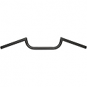 "EMGO HANDLEBAR 7/8"" JUNIOR CLUBMAN BLACK"