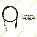 SUZUKI GSF600, SCREW OVER TYPE SPEEDO CABLE