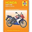 Honda CBR125R (04-10)  WORKSHOP MANUAL