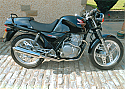 HONDA XBR500, HONDA GB500 (all models) 2-1 ROAD/SPORTS System WITH RB